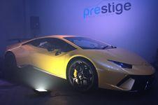 Lamborghini Huracan Performante Hadir di Indonesia