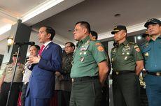 Jokowi Minta Pengadaan Alutsista Disesuaikan dengan Geografi Indonesia