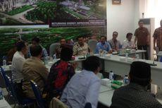 Rombongan Anggota DPR Kunjungi Pabrik Semen di Rembang
