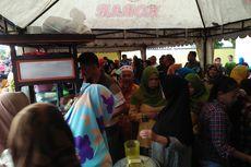 Syukuran Menang Pilkada, Bupati Kotawaringin Barat Gratiskan Makanan PKL