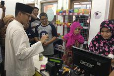 Sandiaga Resmikan OK-OCE Mart di Rawamangun