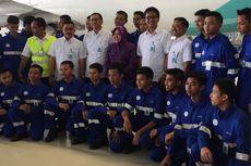 Pesan Risma kepada Penerima Beasiswa yang Jadi Teknisi Pesawat