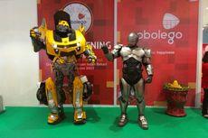 Gali Kreativitas Anak, Gramedia Luncurkan Robolego