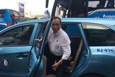 Menhub Kaitkan Tarif Murah Taksi Online dengan Upaya Monopoli