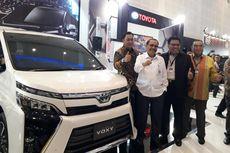 Toyota Voxy Tebar Pesona di Surabaya