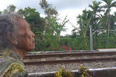 Berjualan Bunga Sejak Zaman Penjajahan Belanda, Mbah Suriyat Mengaku Capai