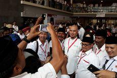 Datang ke Acara Gerindra, Ahmad Dhani Mengaku Sudah Jadi Kader