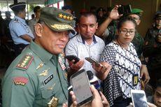 Jenderal Gatot Puji Kekompakan TNI dan Polri di Maluku