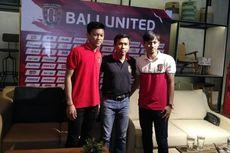 Rekrut 2 Pemain Timnas U-19, Bali United Ingin Kembangkan Talenta Muda