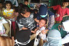 Kasus Warga Terkena Difteri di Karawang Meningkat