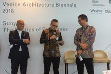 Kurator Manfaatkan Kertas Bangun Paviliun Indonesia di Venesia