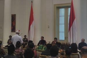 Jokowi: Jangan Biarkan 250 Juta Penduduk 'Berantem' karena 1000 Orang