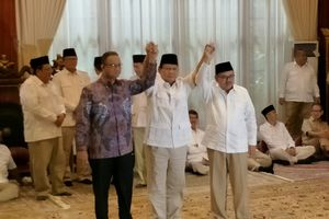 Anies Baswedan dan Sudirman Said, Dicopot Jokowi, Diusung Prabowo...