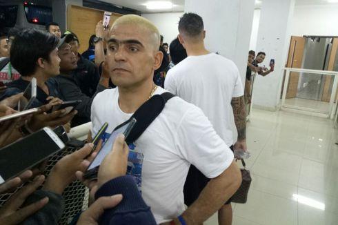 Liga 1 Usai, Cristian Gonzales Sibuk di Luar Lapangan