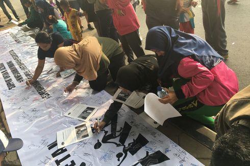 Pembakaran MA dan Solidaritas Melawan Aksi Main Hakim Sendiri