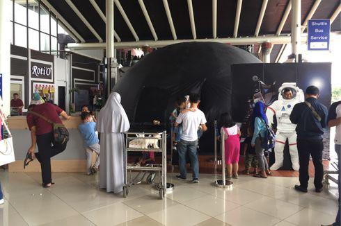 Melihat Wisata Edukasi Astronomi untuk Anak di Bandara Soekarno-Hatta