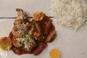 Tak Hanya Pedas,  Ayam Geprek 'Hits' ini Gunakan Macam-macam Sambal