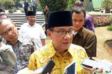Akbar Tandjung Anggap Surat Setya Novanto ke KPK Konflik Kepentingan