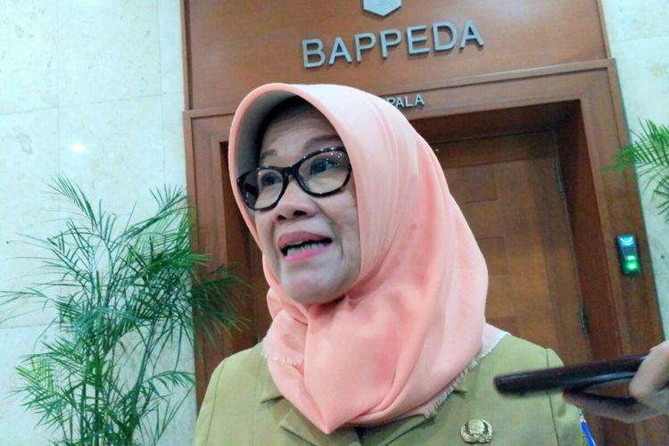 Kepala Bappeda DKI Jakarta Tuty Kusumawati.