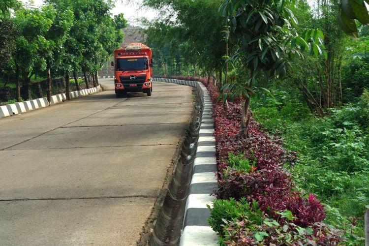 Wajah baru TPST Bantargebang setelah swakelola kepada pemerintah provinsi DKI Jakarta tahun lalu.