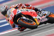 Marquez Juara di Austin, Rossi Pimpin Klasemen