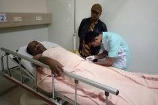 Pelawak Sarwoto Ditusuk Pemuda Mabuk di Semarang