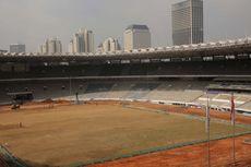 Opsi Lokasi Pertandingan Sepak Bola Asian Games 2018