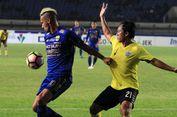Hasil Liga 1, Hat-trick Maitimo dan Gol Ezechiel Bawa Persib Menang
