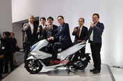 Honda Mau Rakit PCX Terbaru di Pabrik Mana?