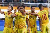 Hasil Liga 1, Taklukkan Persela, Sriwijaya Akhiri Paceklik Kemenangan