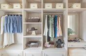 10 Tips Merapikan Pakaian di Lemari