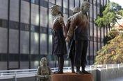 San Francisco Resmikan Patung 'Wanita Penghibur'