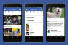 Facebook Bikin Layanan Video Pesaing YouTube