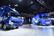Mitsubishi Perkenalkan Truk Fuso Bertenaga Listrik