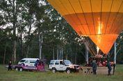 Liburan di Gold Coast, Wajib Naik Balon Udara