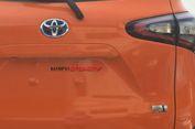Sienta Hybrid Indonesia Berbeda dengan Jepang