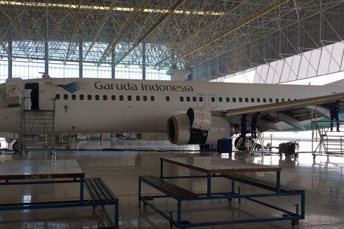 Hingga 5 Tahun ke Depan, Jasa Perawatan Pesawat Alami Overkapasitas