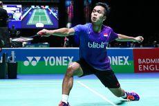Indonesia Satu Grup dengan Denmark di Piala Sudirman