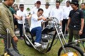 Rangka Chopper 'Jokowi' buat Kapasitas Mesin Kecil