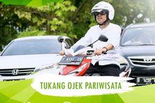 Pemkab Purwakarta Rekrut Tukang Ojek 'Online' Pariwisata