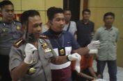 Bandar Sabu Bersenjata Ditembak Polisi di Makassar