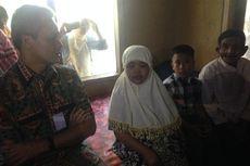 Presiden Jokowi Sumbang Rp 30 Juta untuk Keluarga Hafidin