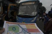 Tinggalkan Kendaraan Pribadi, Warga Cibinong Bisa Naik Bus Premium Transjabodetabek ke Jakarta