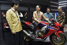 Honda Genjot Ekspor Sepeda Motor