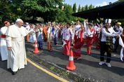 Agenda Pertama Paus Fransiskus: Bertemu Panglima Militer Myanmar