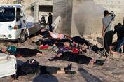 Serangan Terbaru AS di Suriah, Lebih dari 100 Orang Tewas