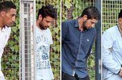 Empat Tersangka Serangan Barcelona Dibawa ke Pengadilan