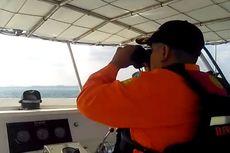Cuaca Ekstrem, Sebuah Kapal Kayu Karam di Perairan Tanjung Berakit