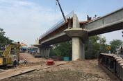 Jalan Daan Mogot Ditutup Sehari untuk Pengerjaan Rel Kereta Bandara