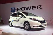 Nissan Pamer Teknologi E-Power pada Note